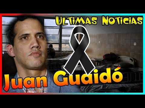 Juan Guaidó fue H0SPITALIZAD0 debido a graves problemas de salud, Venezuela cayó en una GRAVE CRISIS