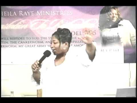 Prophetess Lutricia Braggs LeadershipEpm 2010