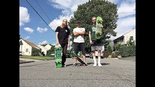 Street Plant Open Hearted East Coast Tour 2016 w/ Kristian Svitak, Joey Jett and Mike Vallely.