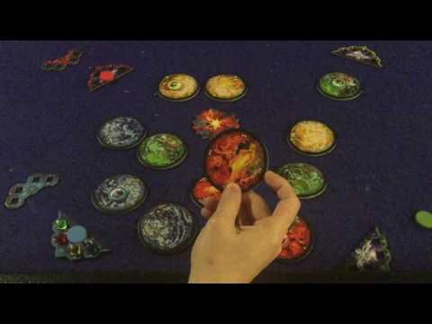 Bower's Game Corner: Cosmic Kaboom Review