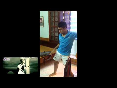 Nàng Kiều Lỡ Bước Dance Cover - Lĩnh Dino  ( cười bể bụng