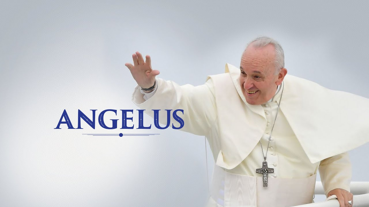Daily Mass: Recitation of Angelus 13th January 2021 with Pope Francis