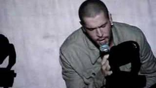 Shayne Ward - Stand By Me (Birmingham 17/02)