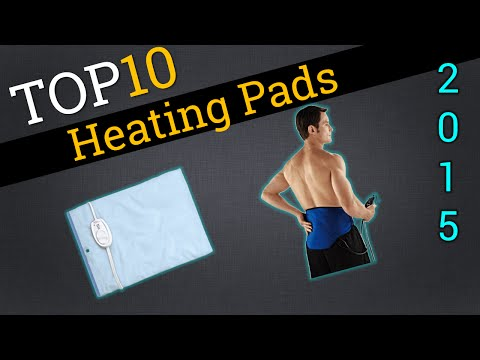 Top 10 Heating Pads 2015 | Compare The Best Heating Pads