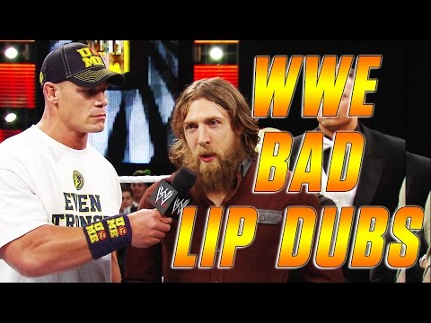Bad Lip Reading of WWE