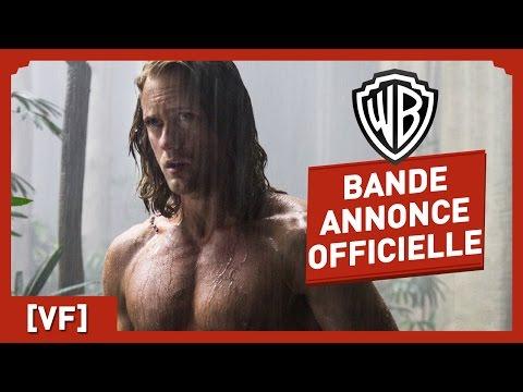 TARZAN - Bande Annonce Officielle 2 (VF) - Alexander Skarsgård