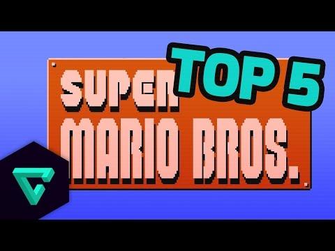Los datos curiosos de Mario Bros
