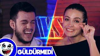 GÜLMEME CHALLENGE! (Güldürmedi 2.Bölüm) ft. İrem Sak