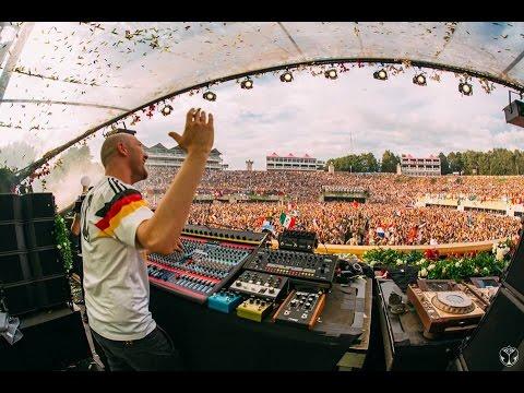 Paul Kalkbrenner  '' Tomorrowland Belgium 2016 ''