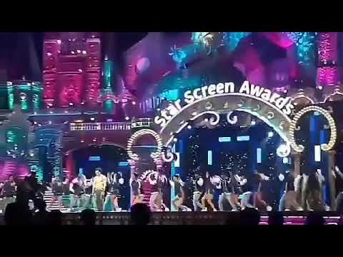 Tiger Shroff  performance on High rated gabru song At Star screen awrd show