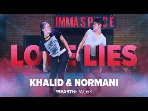 Khalid Amp Normani Love Lies Janelle Ginestra Choreography Immaspace Class