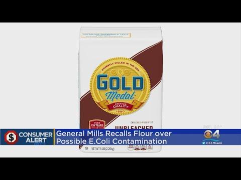 Consumer Alert: General Mills Recalls Flour Over Possible E. Coli Contamination
