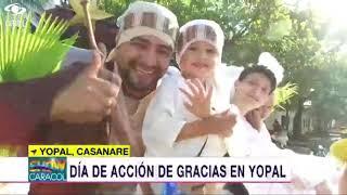 DÍA DE ACCIÓN DE GRACIAS EN YOPAL