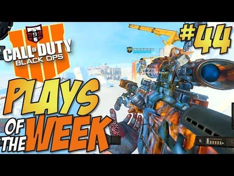 JUST DIRTY!! - Call of Duty Black Ops 4 Plays of the Week #44