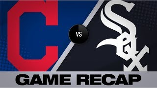 Palka, McCann mash in shutout win   Indians-White Sox Game Highlights 9/26/19