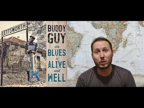 Buddy Guy – The Blues is Alive and Well ALBUM REVIEW