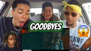 Post Malone   Goodbyes Ft. Young Thug | REACTION REVIEW