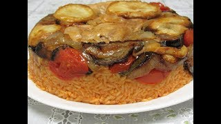 مقلوبة الدجاج باسهل طريقة واسرع وقت -المقلوبة العراقية اكلات رمضان