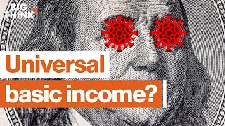 Can universal basic income fix a crisis that's already begun? | Big Think
