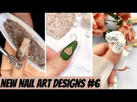 New Nail Art Designs Compilation # 6   New Nail Art 2021  The Best Nail Art Designs Compilation