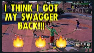NBA 2K16 | I THINK I GOT MY SWAGGER BACK!!! DIFFERENT MYPARK CAMERA CHALLENGE!!! LIVE COMMENTARY!!!