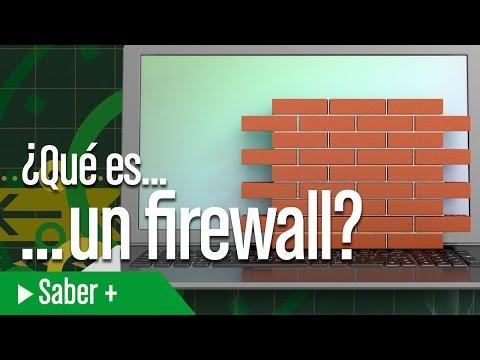 ¿Qué es un Firewall o Cortafuegos?