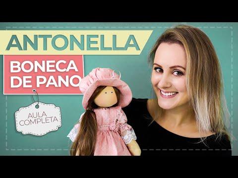 Boneca Antonella