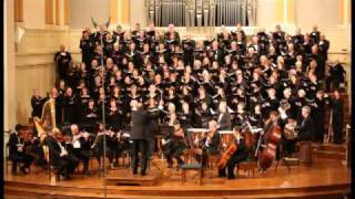 Sanctus from the Duruflé Requiem - San Francisco Choral Society
