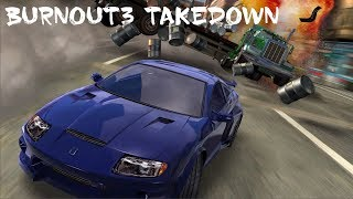 Burnout 3 takedown xbox 360 iso download | Download Burnout