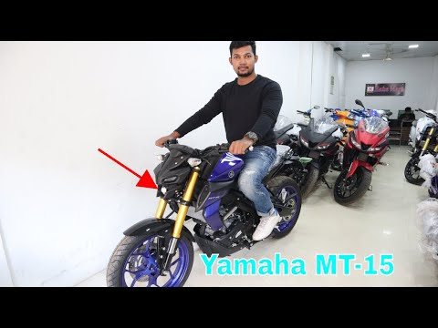 New Yamaha MT-15 Review 2019