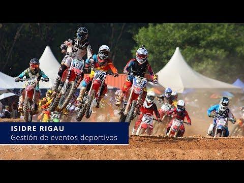 Organización de grandes eventos deportivos