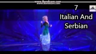 Elsa Top 15 Voices