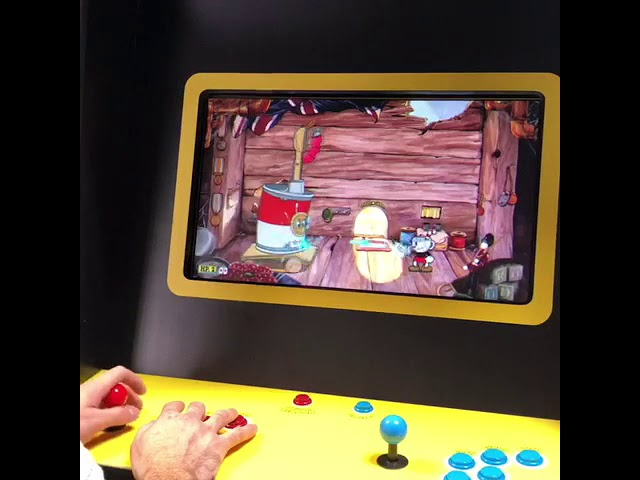 Reddit User Gives Cuphead The Arcade Cabinet It Deserves