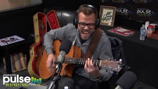"""Josh WIlson """"Borrow (One Day at a Time)"""" LIVE - Pulse FM South Bend"""