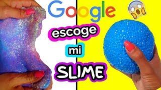 😨💦SLIME, google escoge mi Slime