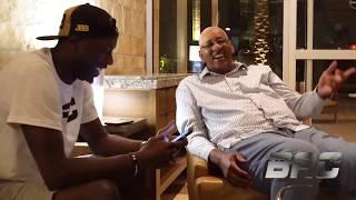 Exclusive George Gervin Interview |Is Michael Jordan The Greatest Of All Time?