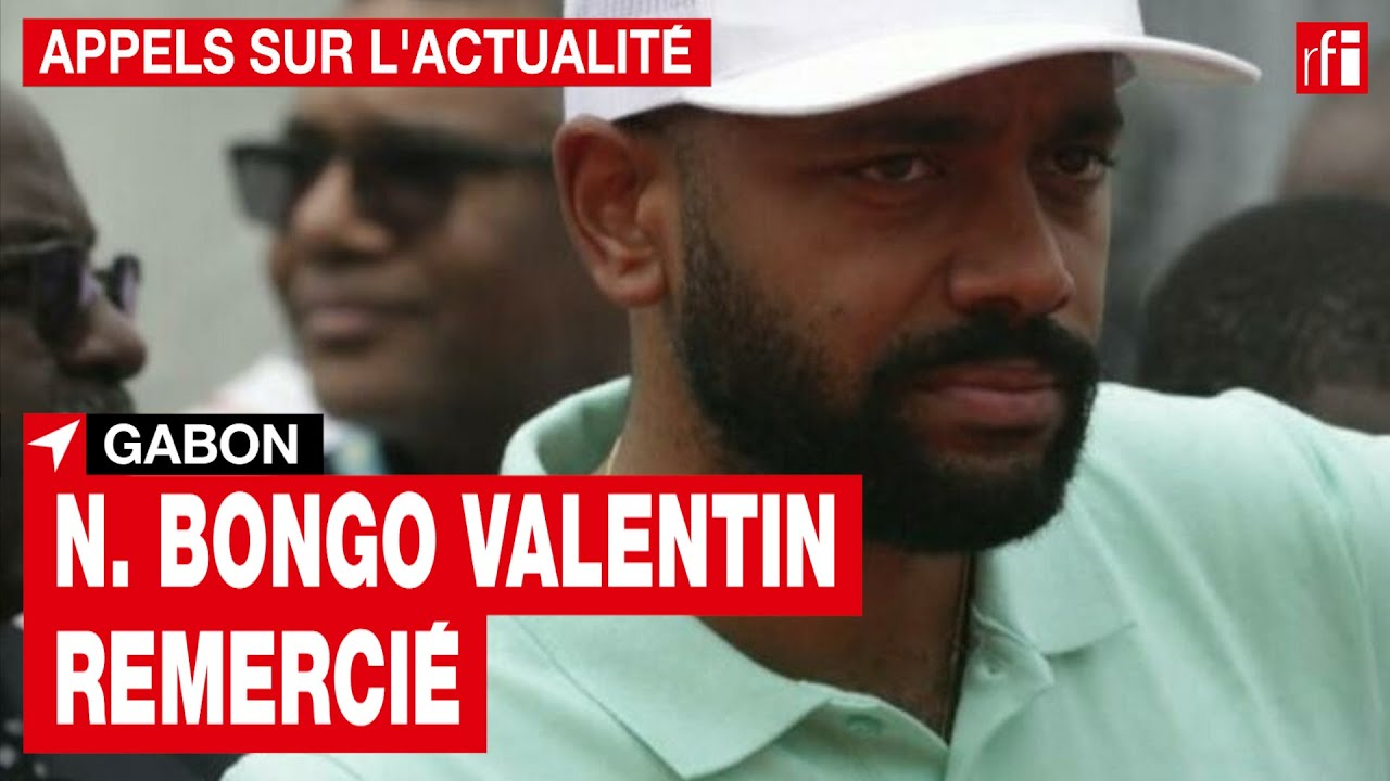 Gabon : Noureddin Bongo Valentin remercié • RFI