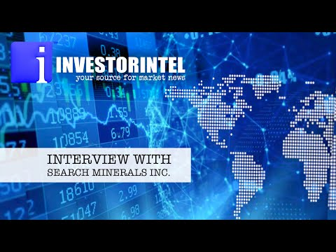 "Jack Lifton interviews Search Minerals' Dr. David Dreisinger who says ""the time for rare earths is now"""