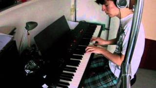 The Antlers - Kettering ( Piano cover )