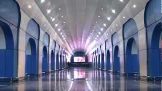 Метро в Алматы (Almaty Subway)