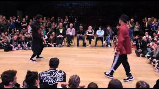 NATURAL ORLANDO vs YIP CHANG | Solo Battle | IDO World Hip Hop Championship 2015