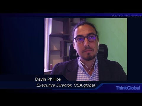 Interview: CSA.Global, taking on a new top level domain