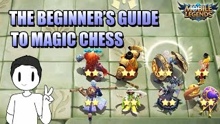 THE BEGINNER'S GUIDE TO MAGIC CHESS