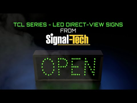 TCL Series Direct-View LED from Signal-Tech