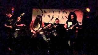 ONEIRIC   The End   Live@Wild Rover 2014