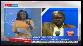 KTN Prime: Dr. Lukoye Atwoli sheds more light on the government deal that president Uhuru presented