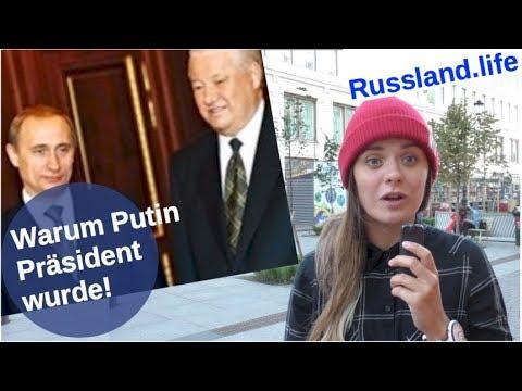 Warum Putin Präsident wurde! [Video]