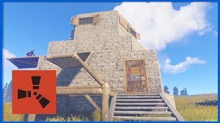 Rust Raids: HOME BASE ATTACK