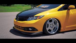 Chelsea's Bagged Honda Civic FB2