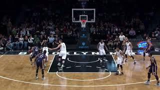 NBA (& NBA 2k) Defensive Three Seconds